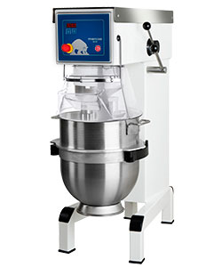 4143102M-Mixer Metos Bear AR30 VL-1 with manual control and attachment drive 400V