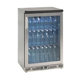 4146726-Glass door cooler Metos MG1/150RGCS 230/1N/50/60