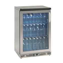 4146728-Glass door cooler Metos MG1/150LGCS 230/1N/50/60