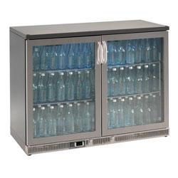 4146732-Glass door cooler Metos MG1/275GCS 230/1N/50/60
