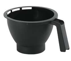 4157165-Basket filter with leak stop for Metos M-series brewer