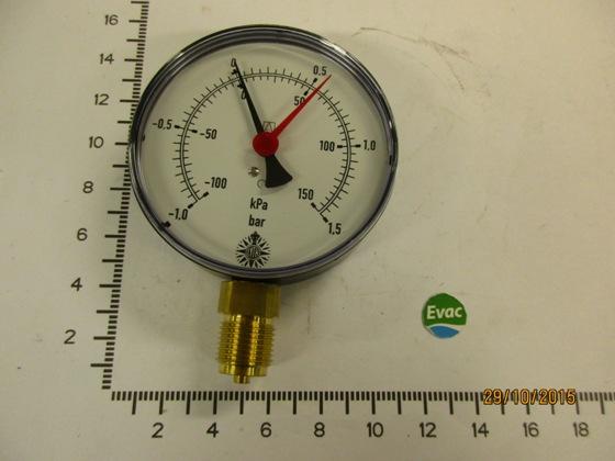 5610903-VACUUM PRESSURE GAUGE
