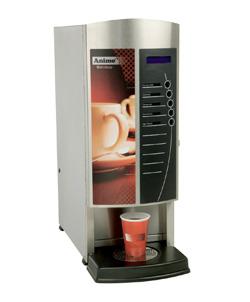 4163190-Hot drink dispenser Metos Optivend 1 230V 1~