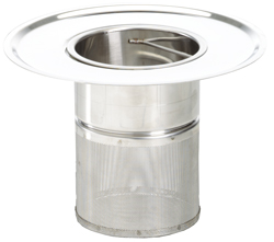 4170642-Tee filter Metos CN10e/i