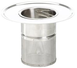 4170644-Tee filter Metos CN20e/i