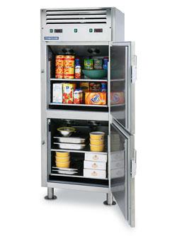 4209821MT-Combi cabinet Metos MBC/MBF-500L 230/1/50 Marine