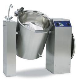 4215815MO-Cooking kettle Metos Viking 40E SW 480/3PE/60 Marine