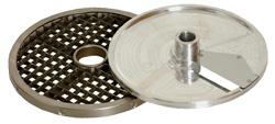 4220122-Soft Dicing set Metos RG200-250 10x10x10 mm