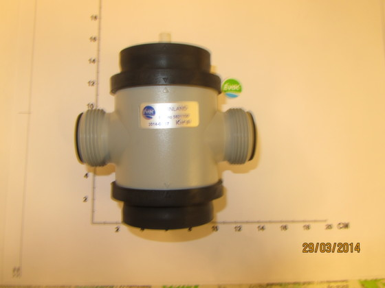 5821700-DISCH. VALVE FOR Vacuum Interface