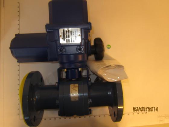 6540215-MOTOR VALVE DN65, 230V/5-60HZ