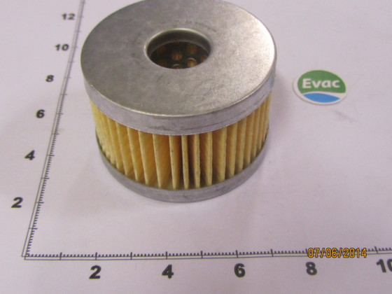 6540469 - FILTER CARTRIDGE - Brand: EVAC Image