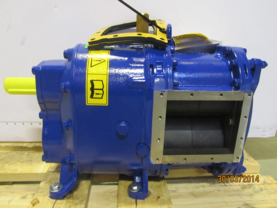 6541151-LOBE PUMP V100-128QHDST
