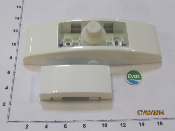 6541458-PNEUMATIC PUSH BUTTON EVAC 900