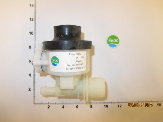 6542997-WATER VALVE STRAIGHT