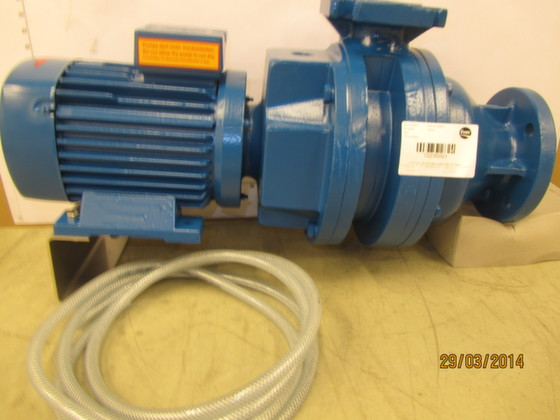 70235001-DISCHARGE PUMP ES120 WITH MOTOR