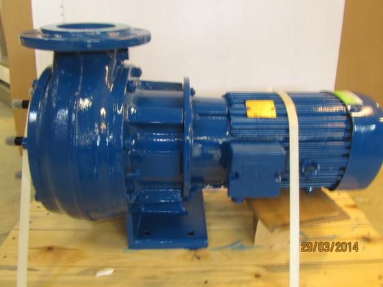 6541205-PUMP 5,5/QSH 101-F,VEM 4,0KW,3X400V,50HZ,IMP 200MM