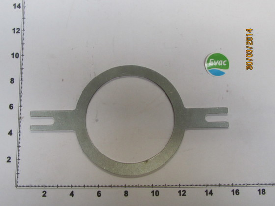 5410342-CENTERING PLATE FOR DISCHARGE VALVE DN 40