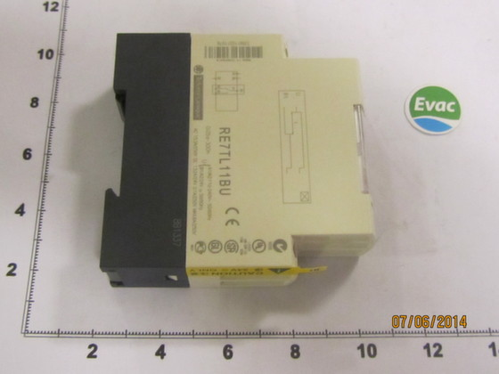 6540592-TIME RELAY RE7 TL 11BU