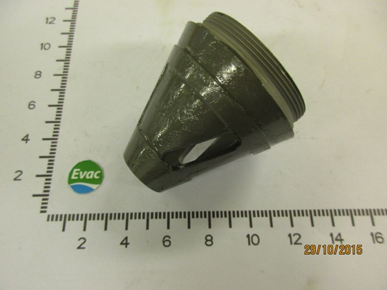 6547359 - CUTTER FOR GEV 40 PUMP - Brand: EVAC Image