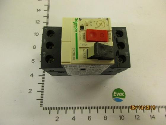 6549143-MOTOR CIRCUIT BREAKER GV2ME08