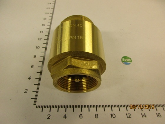 79210069-NON RETURN VALVE R1 1/2