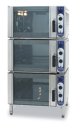 3751992-Oven group Metos Chef 220/220/220/2908 - 440/3PE/60 Marine