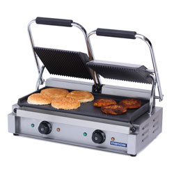 4000073-Electric contact grill Metos Novi GH-813C