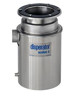 4000510MK-Waste disposer Disperator 510A-BS 400/3PE/50 Marine