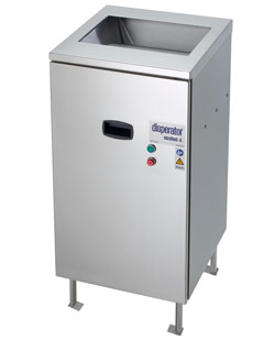 4000511MK-Waste disposer Disperator 510A-MC 400/3PE/50 Marine
