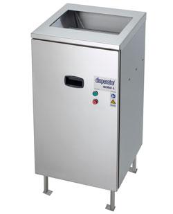 4000531MK-Waste disposer Disperator 530A-MC 400/3PE/50 Marine