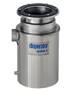 4000550MK-Waste disposer Disperator 550A-BS 400/3PE/50 Marine